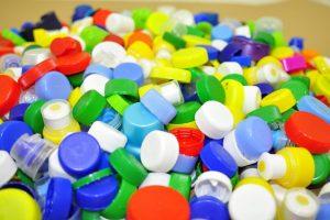 tapones reciclaje