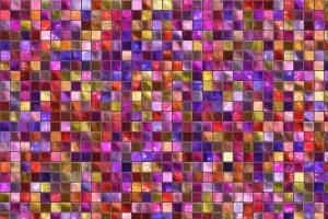 Mosaico colores