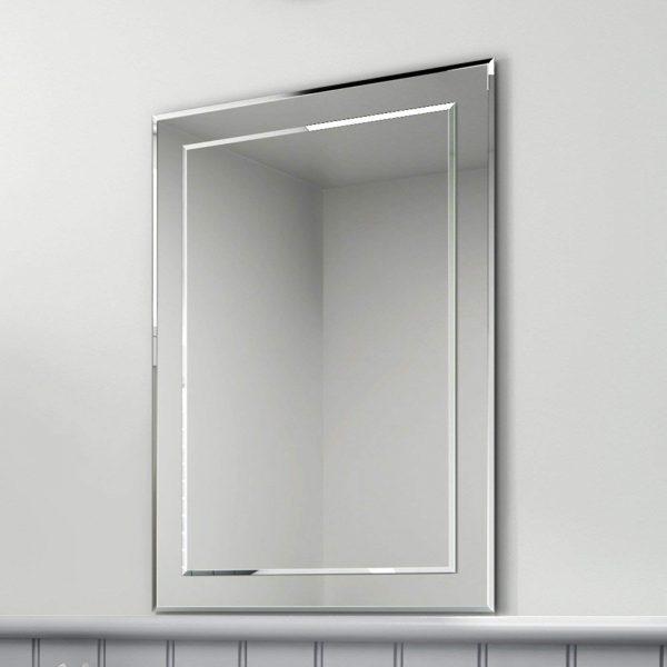 espejo biselado