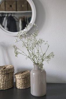 espejo sobre mesa decoracion comprar online