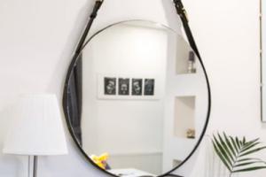 espejo de consola