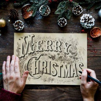 manualidades navideñas faciles en familia
