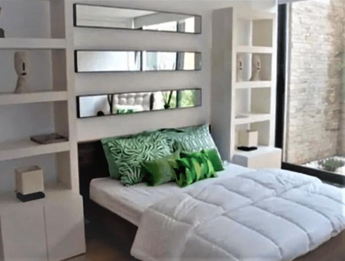 espejo decoracion dormitorio decoarativo