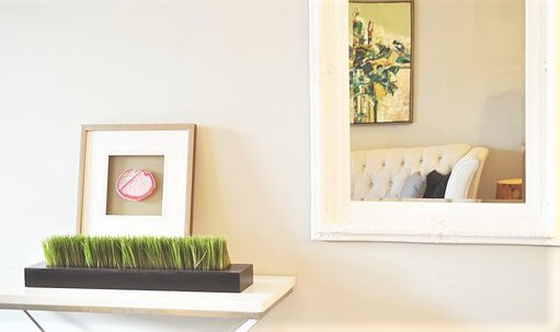 interiorismo diseño espejo blanco online