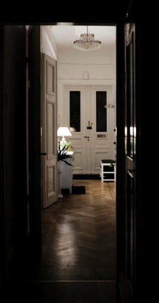 pasillo espejo decora interior