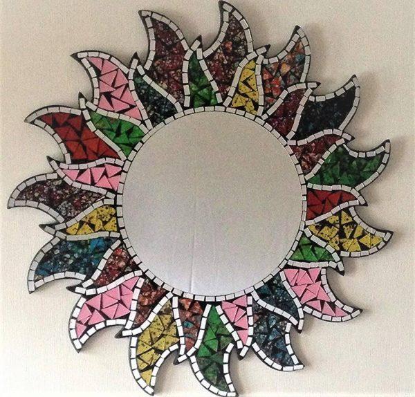 Venta espejos online mosaico