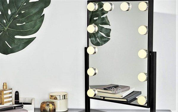 espejo bombillas LED venta online maquillaje