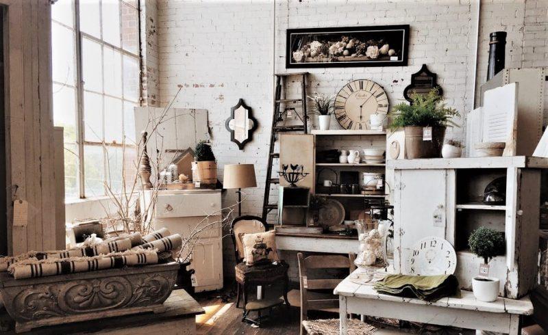 estilo vintaje decoracion imagen retro estilo