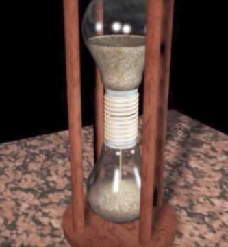 relojes de arena manualidad facil niños familia adultos reciclar