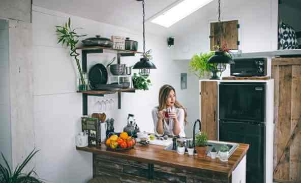 interiores casas decoracion dormitorios salon cocina baño