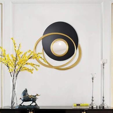 Espejos decorativos de diseño para comedor salon recibidor baño dormitorio accesorios decorativos