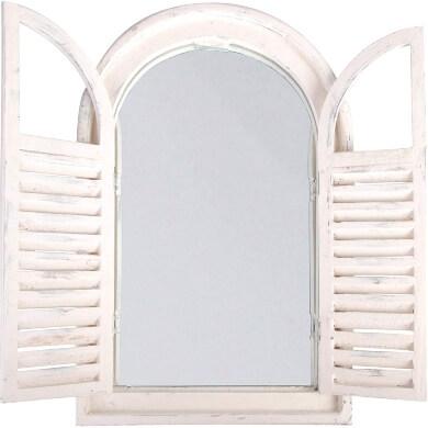 espejo forma ventana decoracion interiores exteriores