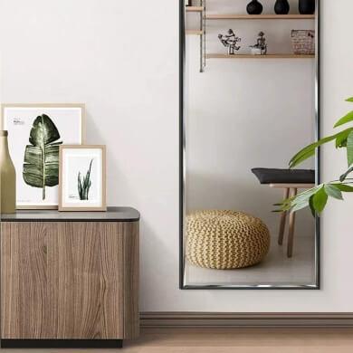 espejos pie decorativos grandes decorativos económicos baratos elegantes  diseño ofertas envio gratis