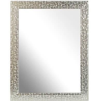 espejos decorados con trozos de cristal estilo mosaico venecitas gresite para baños salones recibidores pasillos dormitorios hogares restaurantes locales colegios discotecas peluquerías salones de belleza