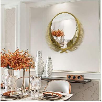 espejos decorativos para comedor una forma elegante de decorar comedores salones pasillos recibidores con envío a domicilio gratis