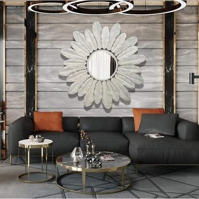 espejos decorativos para comedorres salones dormitorios recibidores locales comerciales mejores precios envíos gratis