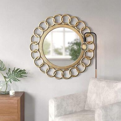 Espejos decorativos para comedor ideal para decorar salones comedores dormitorios baños hogar hotel restaurantes salas de lujo Oferta compras sin salir de casa