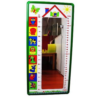 espejos infantiles medidor