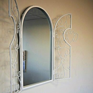 Espejos Ventana estilo vintage ideal para interiores y exteriores ofertas