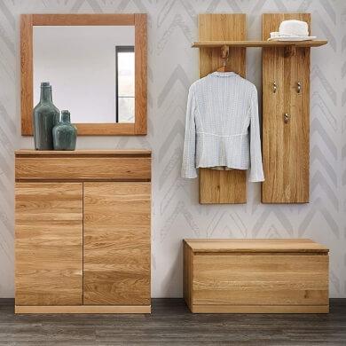 conjunto de muebles para el hogar en madera maciza colores modelos diseños ofertas rebajas