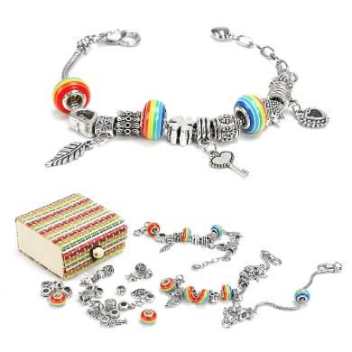 kit bisuteria niña mujer juguete collares pulseras colgantes pendientes
