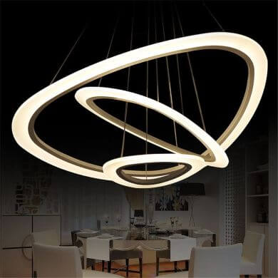 Lámparas de Techo Led de Diseño