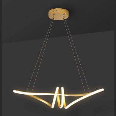 lámparas diseño elegancia estilo moderna lujo glamour belleza decorativa ilumicación LED luminaria