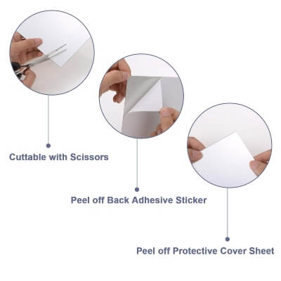 adhesivo manualidad facil pegatina pegar adherencia