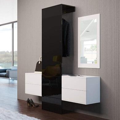 Mueble recibidor armario espejos cajones cajoneras precio económico