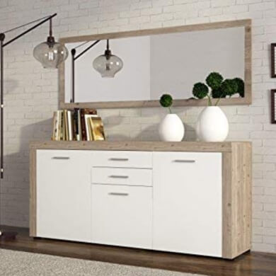 Armarios muebles recibidor decoracion de interiores