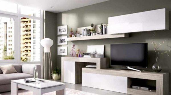 Hogar muebles oferta conjunto decorativo interiores online