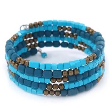 pulseras collares colgantes diademas bisuteria artesanal