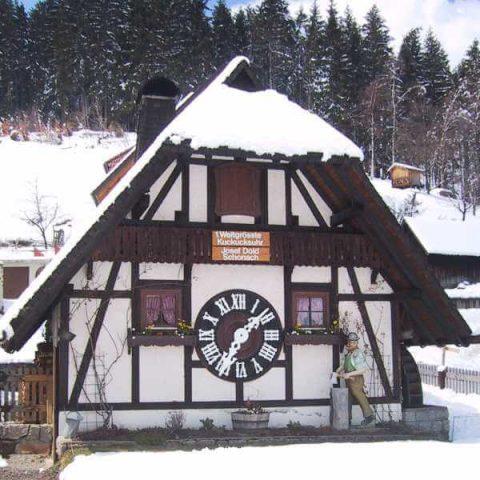 reloj cucu selva negra alemania