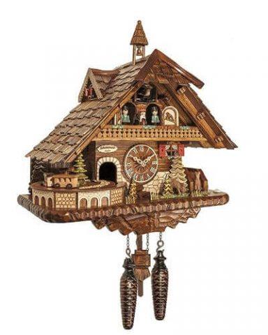 cucu reloj pared selva negra alemania oferta regalo