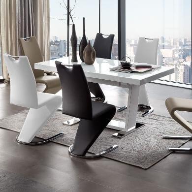 silla moderna elegante diseño moda