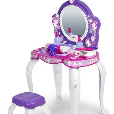 tocador para ninas maquillaje niña juguete regalo princesa