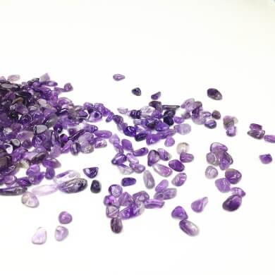 gravilla piedra brillante trozos de cristal manualidades