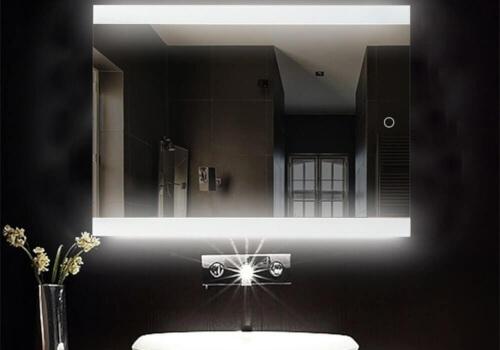 luz led baño decorar casas locales gimnasios hoteles