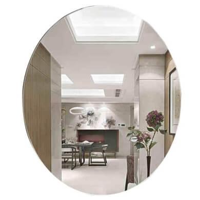 espejos sin marco decorativos para salon comedor pasillos dormitorios locales comerciales restaurantes salones de bodas hoteles baños