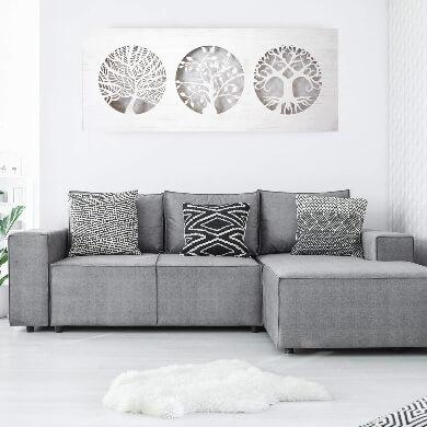cuadro madera tallado salon comedor dormitorio ofertas comprar online aqui