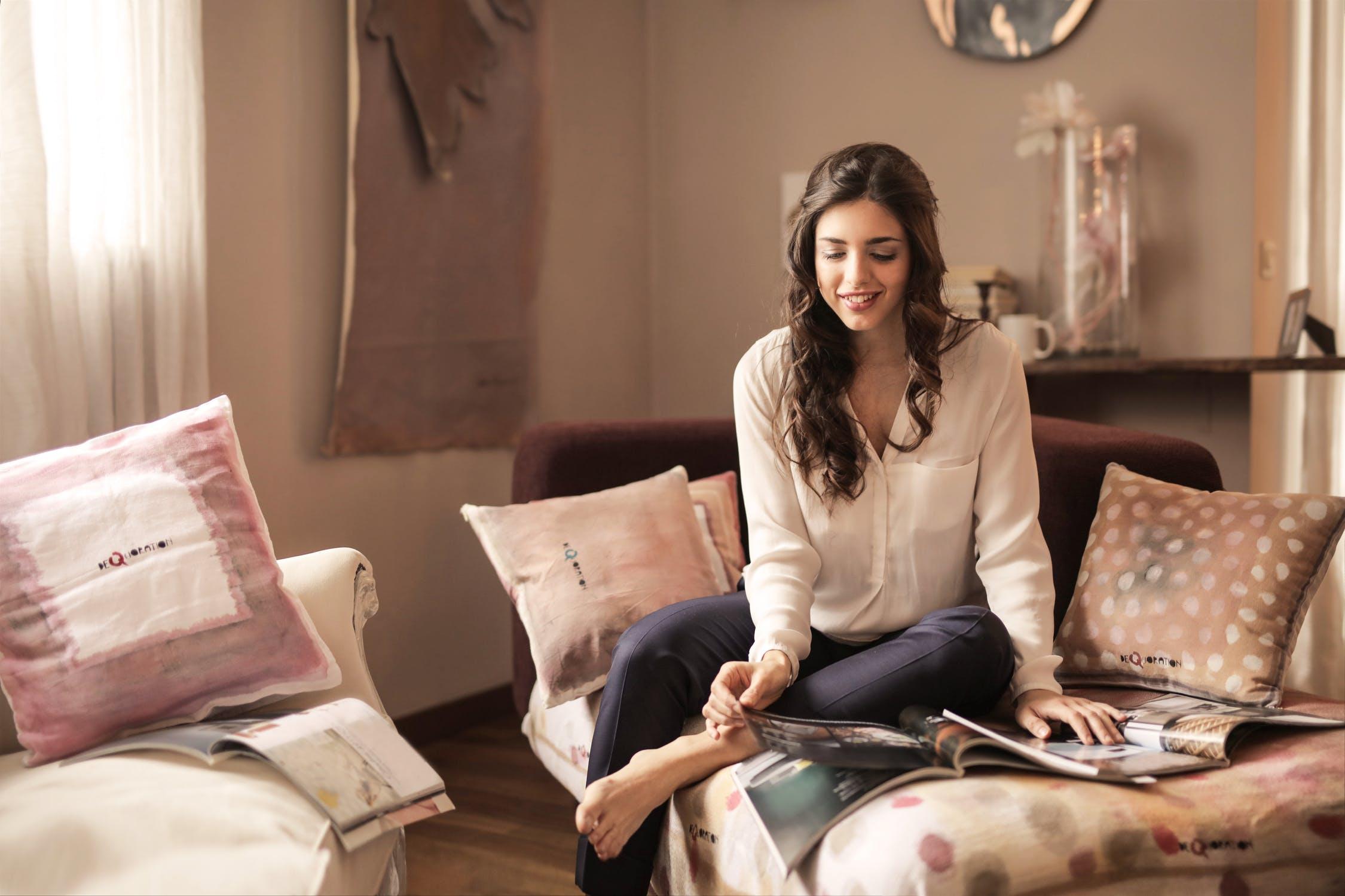 accesorios decorativos muebles cortinas lamparas led