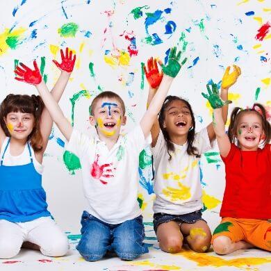 reciclar mundo niños plastico